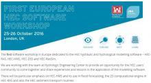 First European Workshop on HEC Software 25-26 Oct 2016